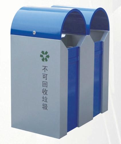 钢板垃圾桶15-产品中心-永康市金典环保设备有限公司