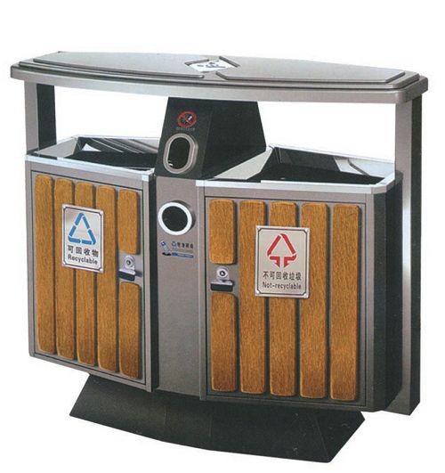广告式垃圾桶5-产品中心-永康市金典环保设备有限